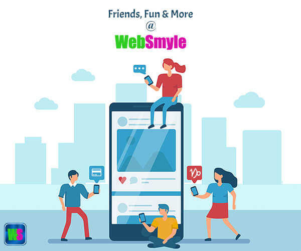 Why you should single out WebSmyle to meet online friends