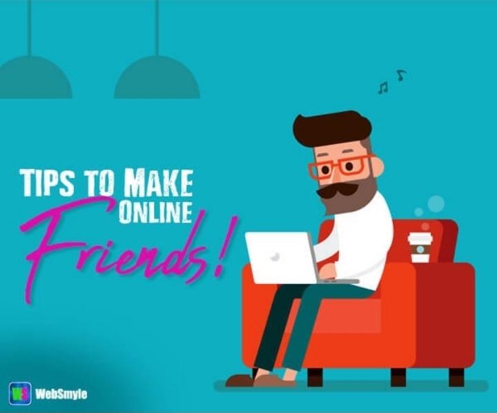 Top five tips to meet friends online