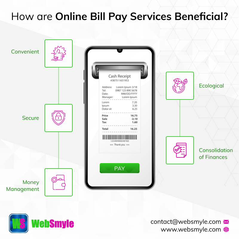 bill pay services online