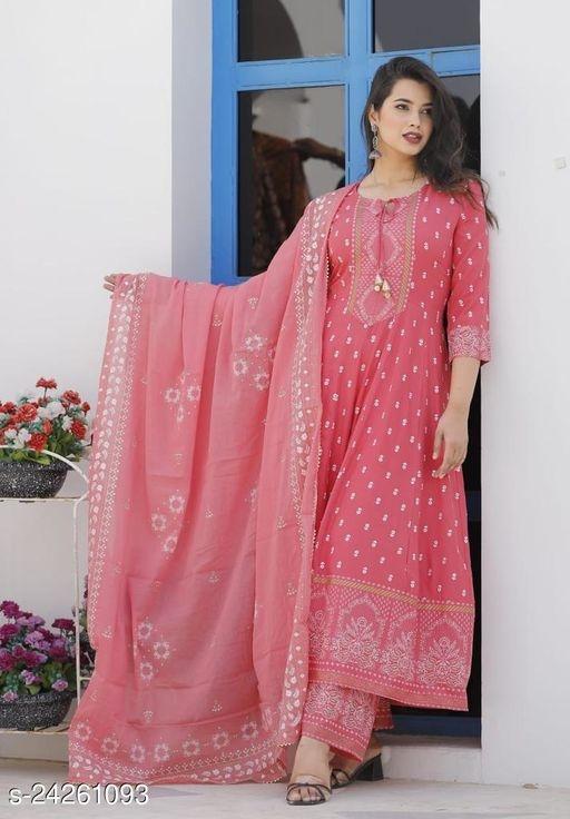 Chitrarekha Drishya Women Dupatta Sets