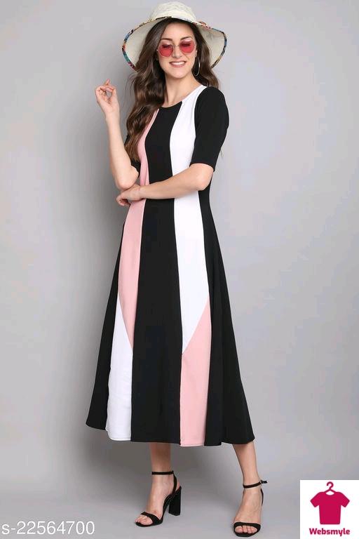 Purvaja Women's Empire Dress